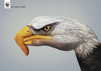 15 Creative and Cool Uses of Painted Hand In Advertisements  (15) 12