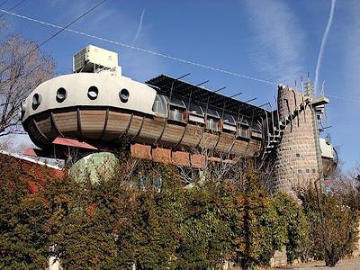 Hovercraft House