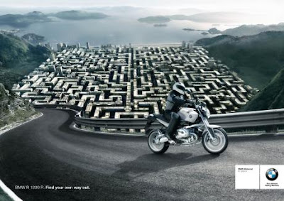 20 Creative and Cool Uses of Maze In Advertisements (20) 15