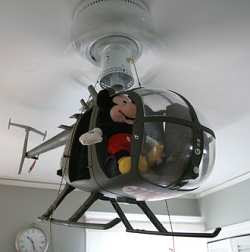 14 Modern and Creative Ceiling Fan Designs (15) 2
