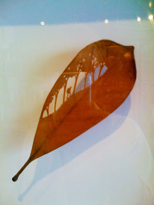 Beautiful Leaf Art (21) 7