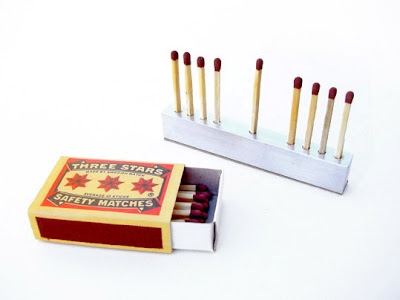 Unique Matches And Matchboxes (21) 10