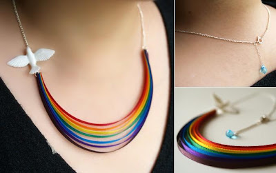 30 Creative and Unusual Necklaces (30) 2