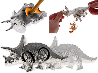 Triceratops Pencil Sharpener