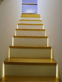 20 Creative and Modern Staircase Lighting Designs (20) 12
