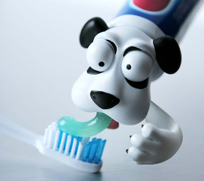 Creative and Unusual Toothpaste Heads (6) 1