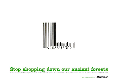 Creative Barcode Advertisements (9) 8