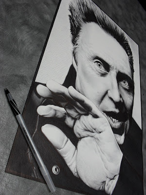 Incredible Ballpoint Pen Art - Part 2 (5) 5