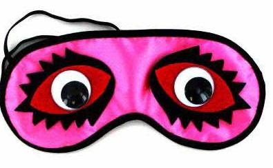 Creative Sleeping Eye Mask Designs (30) 7