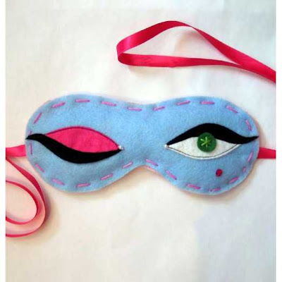 Creative Sleeping Eye Mask Designs (30) 11