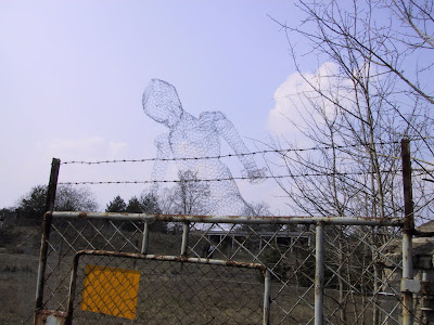 Wire Sculptures From Around The World (36) 21