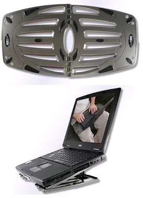 30 Modern and Cool Laptop Stands (33) 11