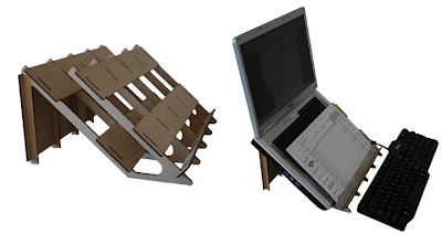 30 Modern and Cool Laptop Stands (33) 3