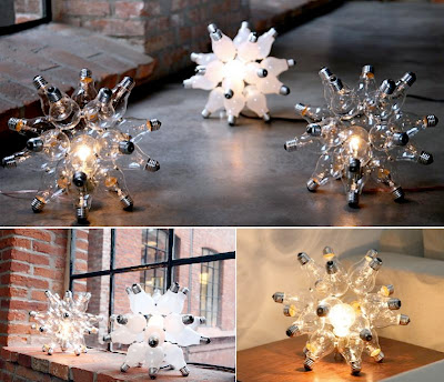 Creative Reused Lamps and Light Designs (40) 5