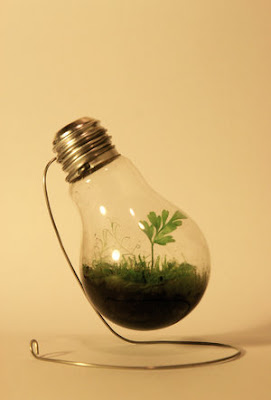 Creative and Cool Ways To Reuse Old Light Bulbs (30) 20