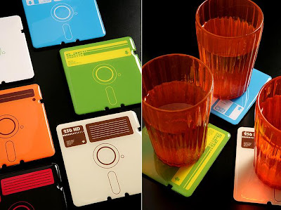 36 Creative and Cool Coasters (36) 36
