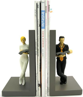 18 Creative and Cool Bookends (18) 3