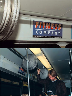 Creative Bus and Subway Handle Advertisements (15) 4