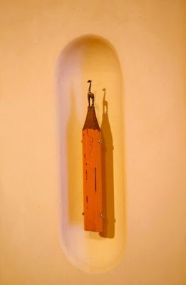 Pencil Tip Sculptures (8) 8