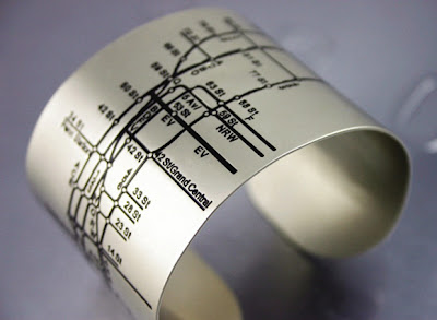21 Creative and Cool Subway Map Inspired Designs (21) 3