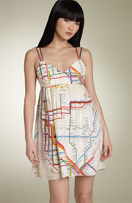21 Creative and Cool Subway Map Inspired Designs (21) 1