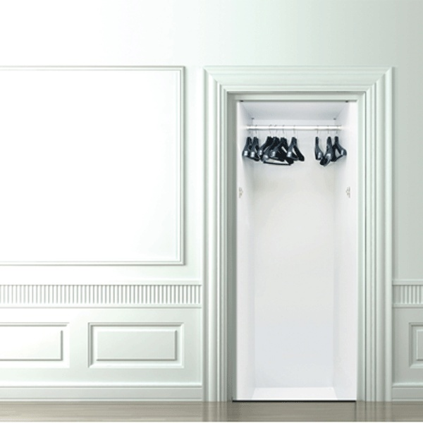 8 Cool and Creative 3D Door Stickers.