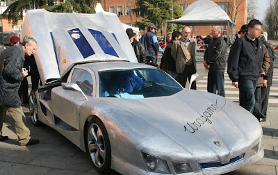 5 Cool Cars Made From Scratch (21) 4