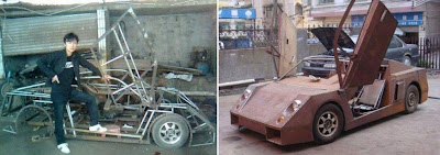 5 Cool Cars Made From Scratch (21) 8