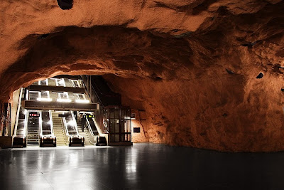 Artistic and Creative Swedish Subway System (21) 14