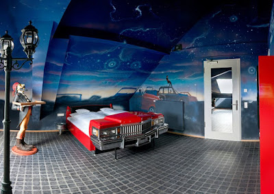 Hotel Car Centered Rooms (21) 5