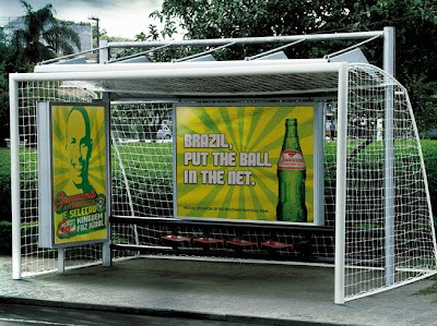 25 Creative and Cool Bus Stop Advertisements  - Part 2 (30) 24