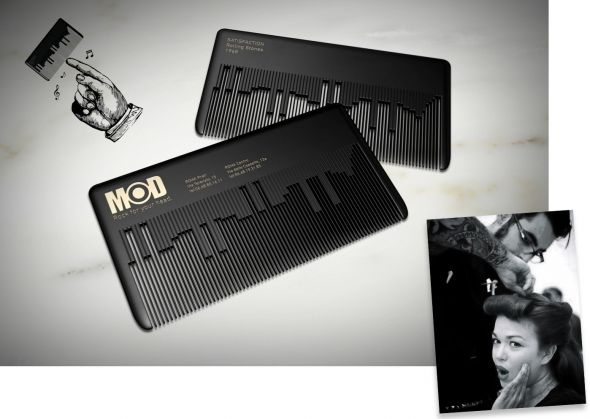 Creative and Cool Comb Designs.
