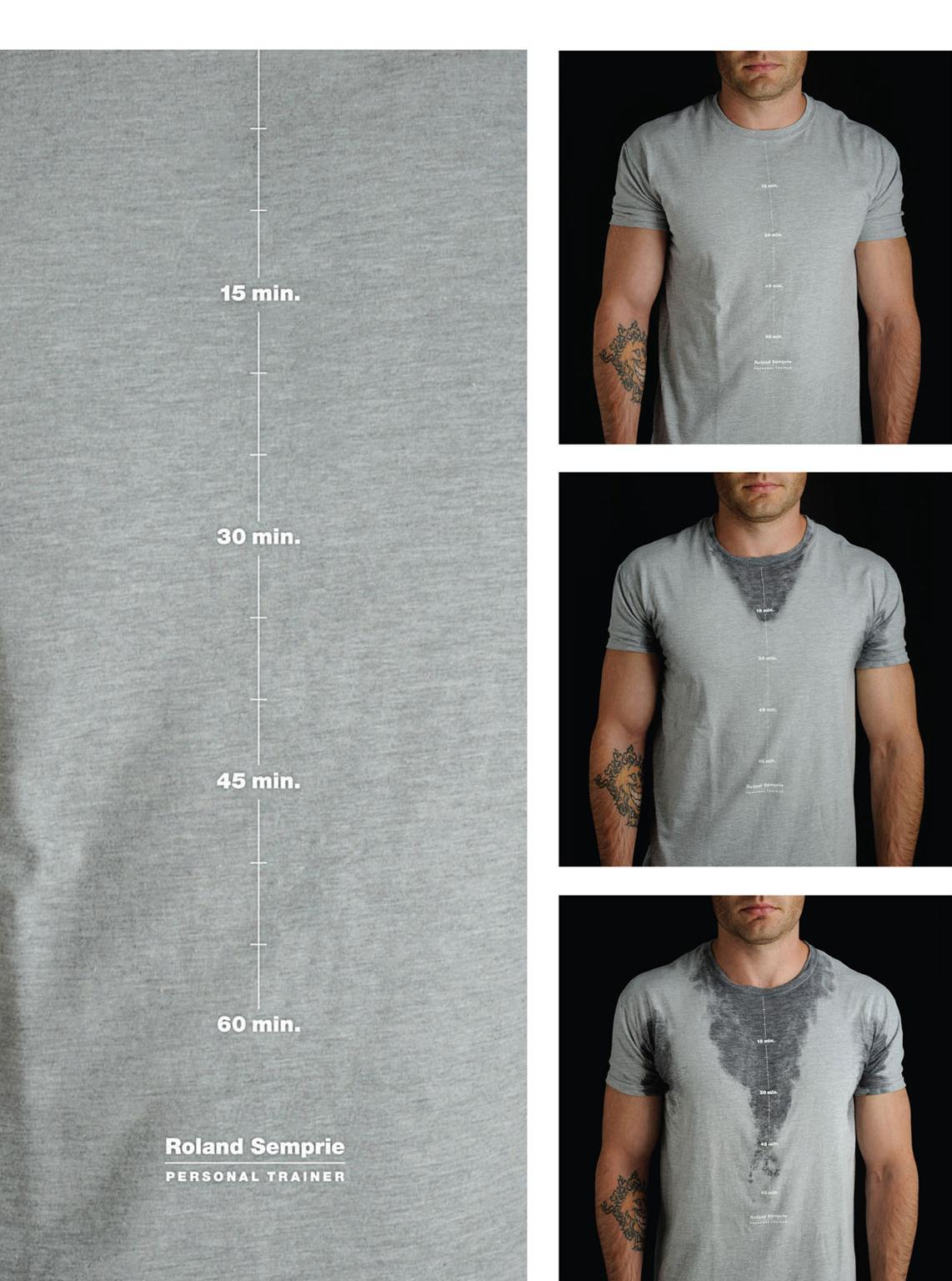 20 clever and creative t shirt inspired advertisements for T shirt ads on facebook