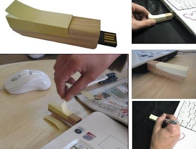 Creative USB Drives and Cool USB Drive Designs (15) 16
