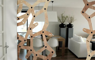 23 Creative and Cool Room Dividers (33) 18