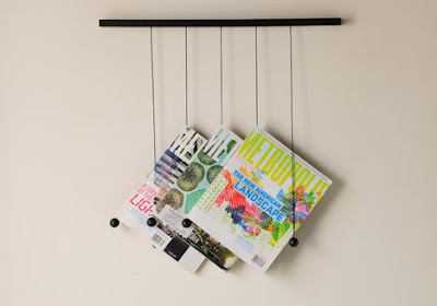 30 Creative and Cool Magazines Holders (30) 8