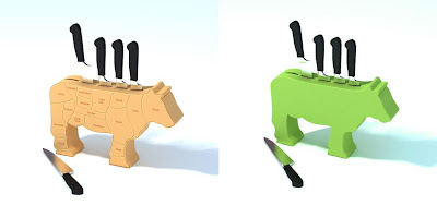 12 Creative and Cool Knife Block Designs (12) 4
