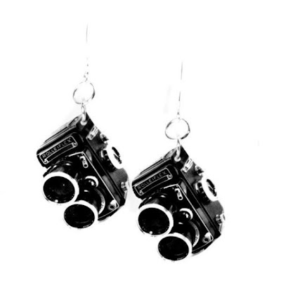 18 Creative and Cool Camera Earrings (18) 13