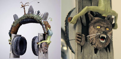 12 Creative and Cool Headphones (12) 1