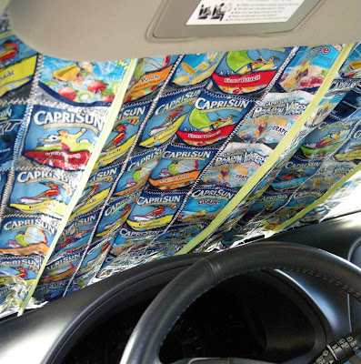 6 Creative and Cool Car Sunshades (6) 6