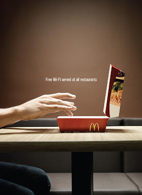 18 Creative and Cool Mcdonalds Advertisements (18) 2