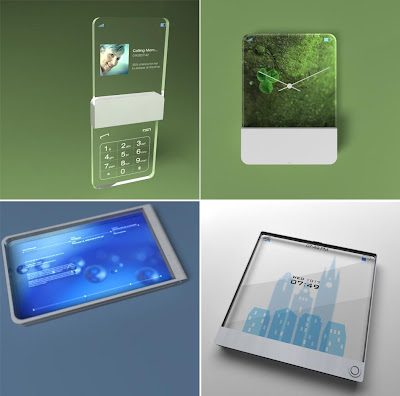 Creative and Cool Transparent Gadgets, Designs and Concepts (60) 29
