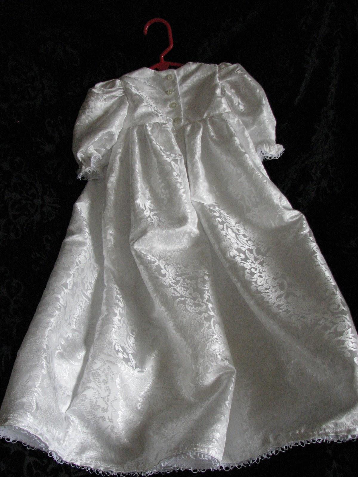 Going s on at the Glenn s Baby Blessing Dress plete