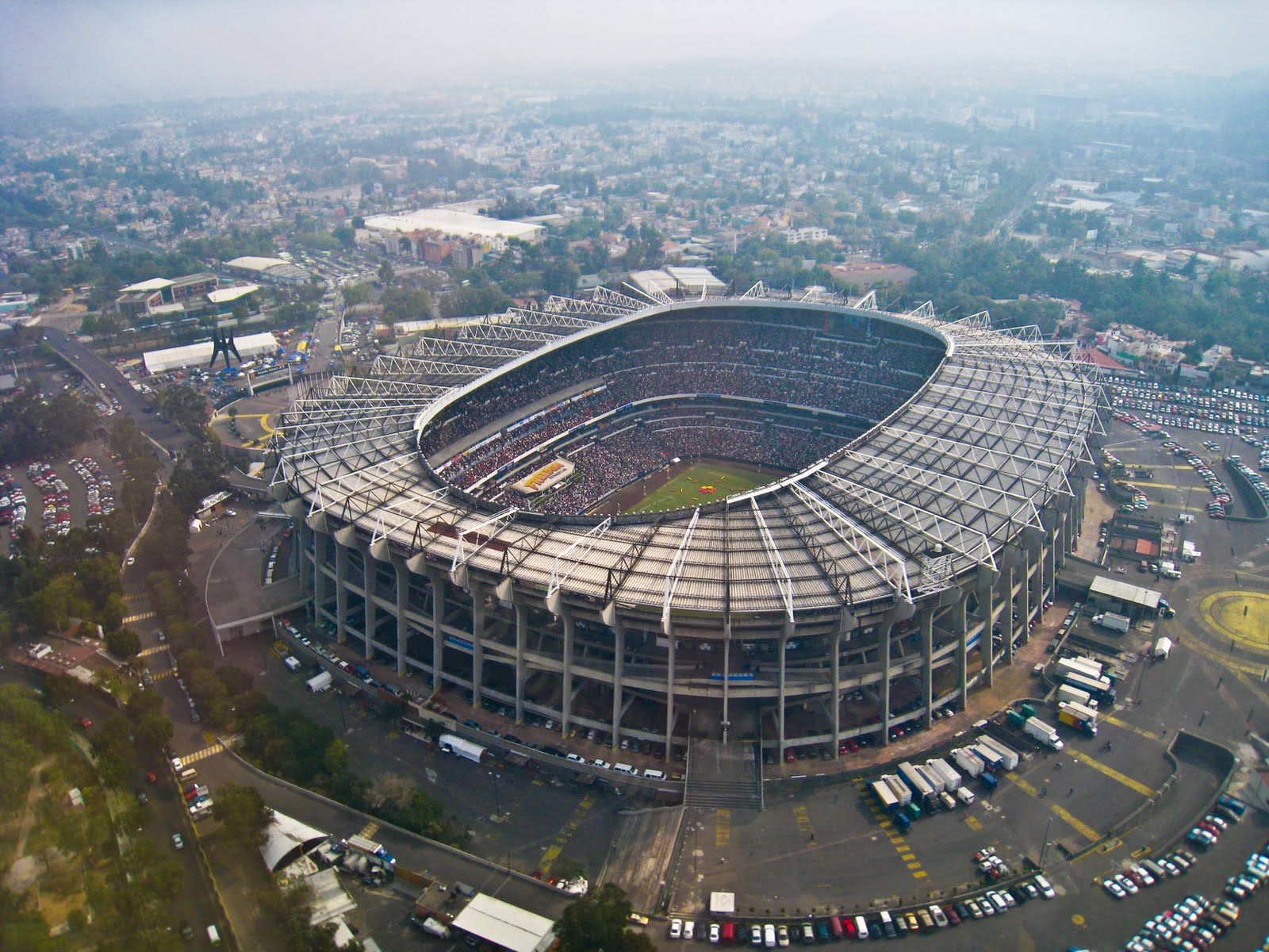 Top 20: Estadios mas grandes del