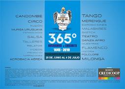 365º ANIVERSARIO DE CHACARITA