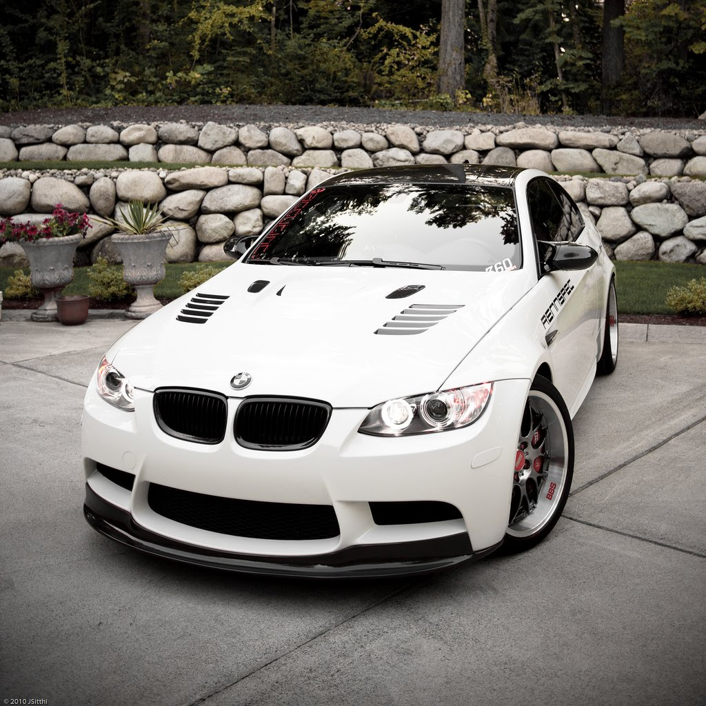 Bmw M3: Wallpaper: Bmw M3 E92 Hd Wallpaper