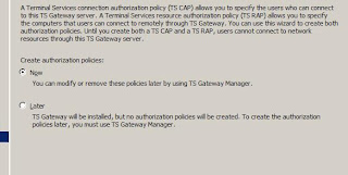 ¿Como configurar el rol Terminal Server en Windows Server 2008? 8