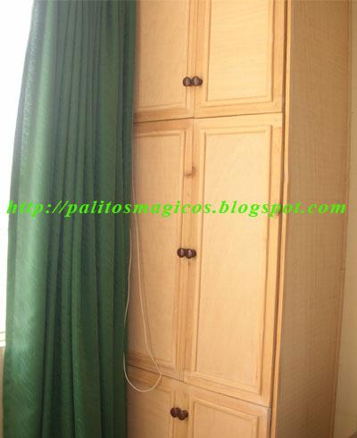 Muebles para dormitorios pequeos
