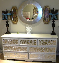 Broken Mirror Dresser Tutorial