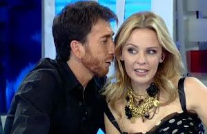 Kylie Minogue en el hormiguero